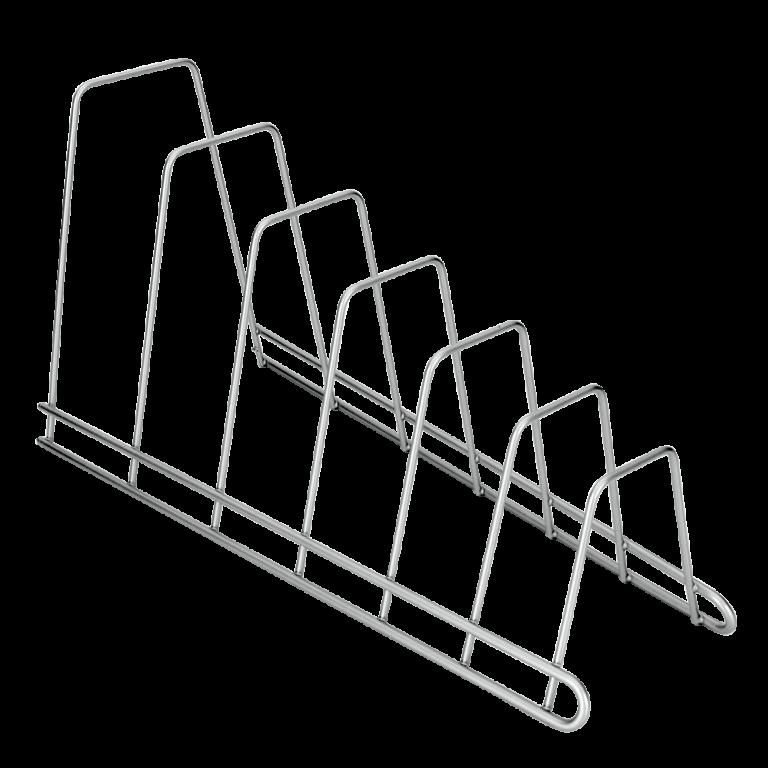 Porte couvercles à poser 34x15x18 cm – 36.10.06