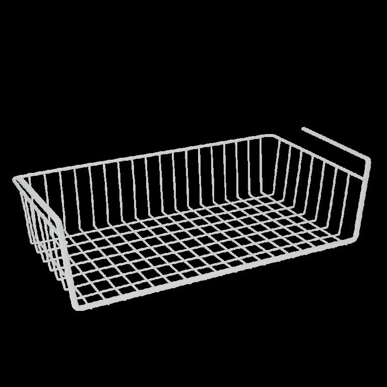 Corbeille à suspendre 50x26x14 – 36.38.50