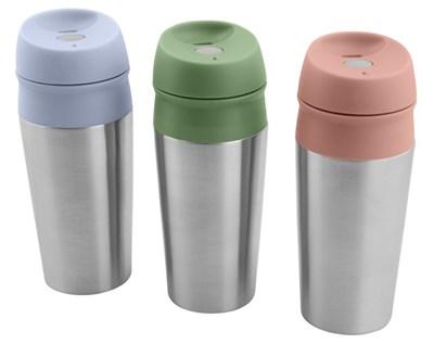 Thermo mug avec bouton de sécurité 0,45L – 752485